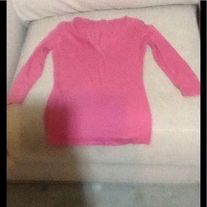 Victoria's Secret Pink Top in Size Medium